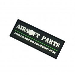 3D PVC nášivka Airsoft parts
