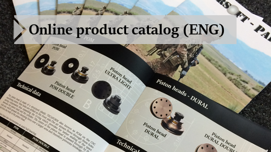 Katalog Airsoft parts